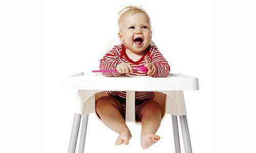 Baby Chair & Toys