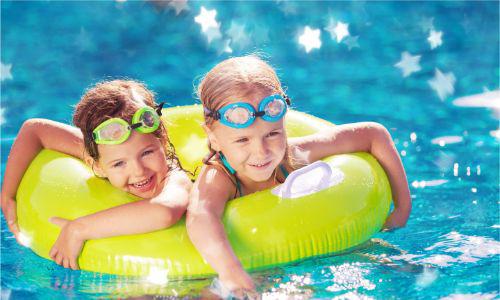 Kids Pool & Toys